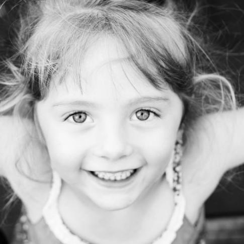 Black and White Childrens Portraiture, Brighton kids Photographer, Michelle Nyulassie, East Sussex