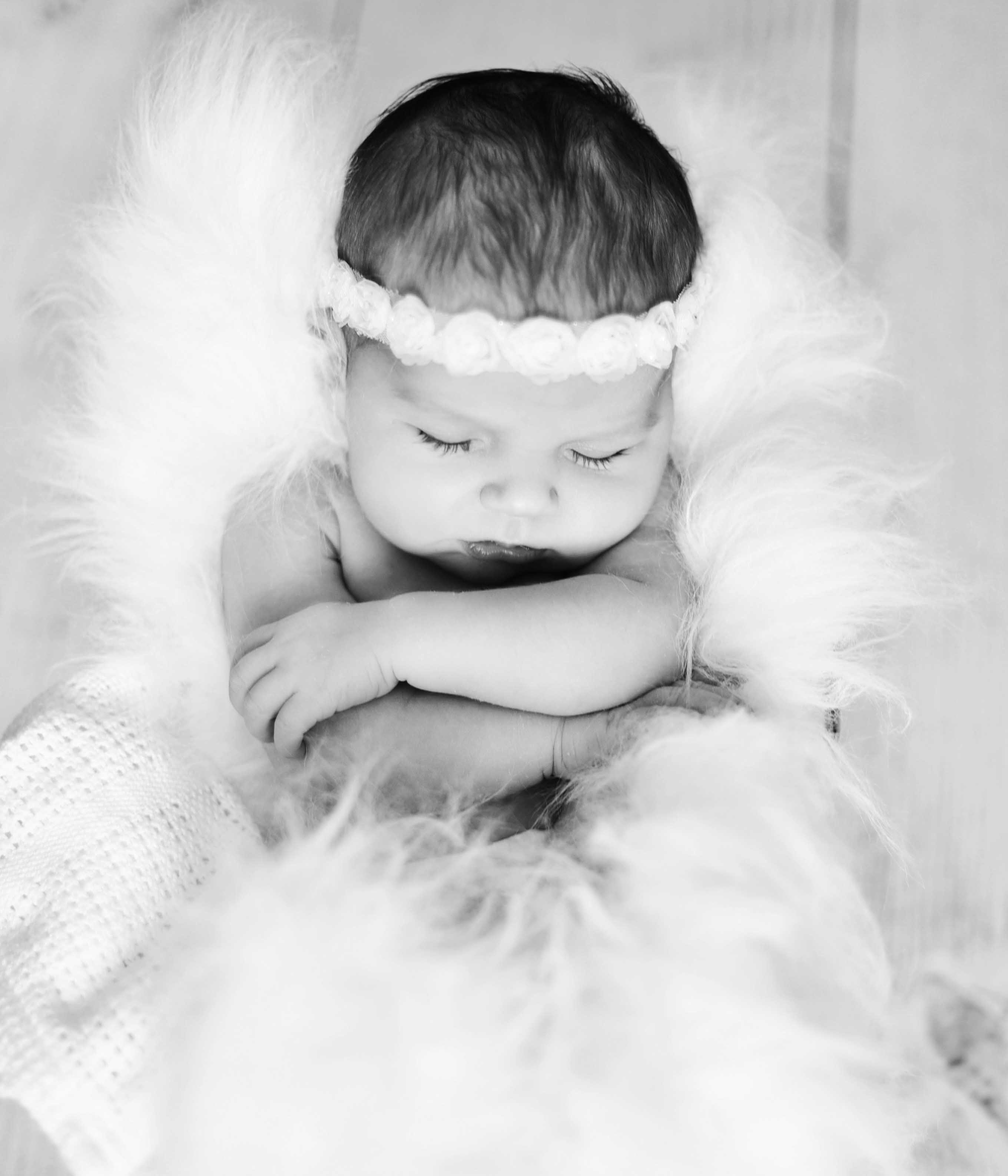 Black and White Newborn Portraits, baby photography, eclectic photography, Brighton, south east