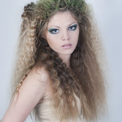 Hair and beauty photography, portrait photography, beauty photography
